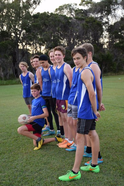 Noosa Christian College Cooroy Touch Football